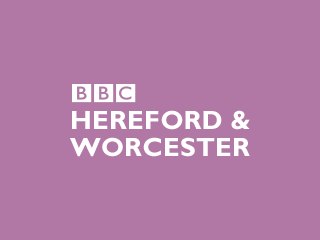 BBC Hereford & Worcester 320x240 Logo